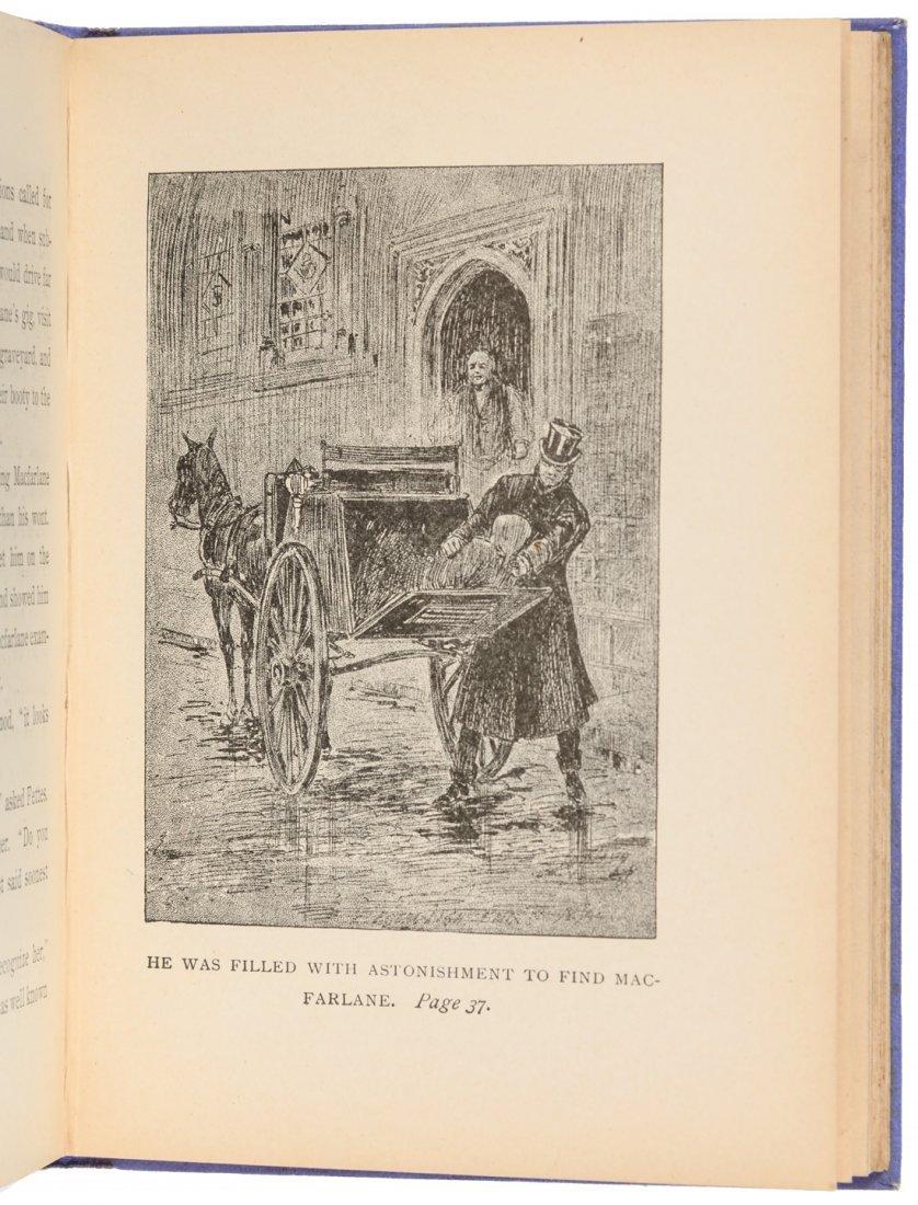 Robert Louis Stevenson The Body-Snatcher 1st Edition - 4