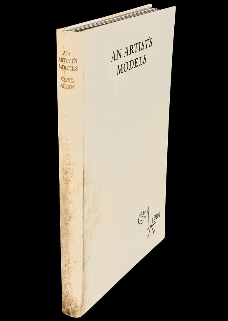 Cecil Aldin An Artist's Models 1930 Limited Edn
