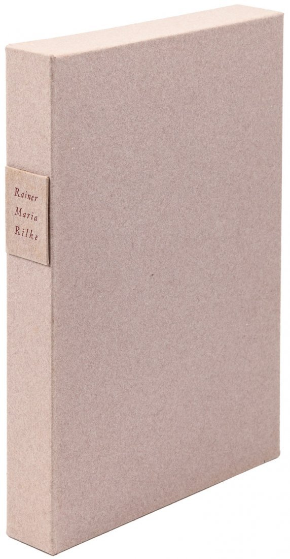 Ranier Maria Rilke with illustrations by George Ball