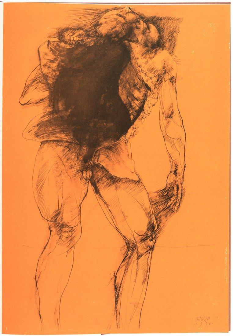 Leonard Baskin Ars Anatomica