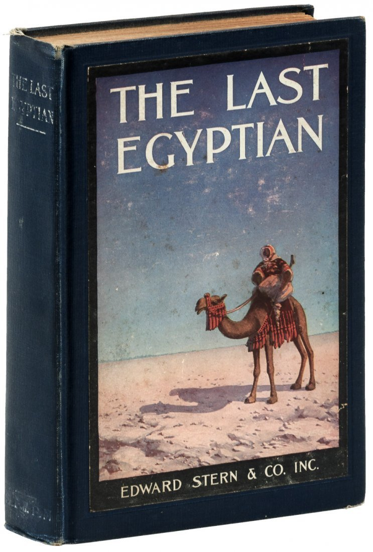L. Frank Baum The Last Egyptian