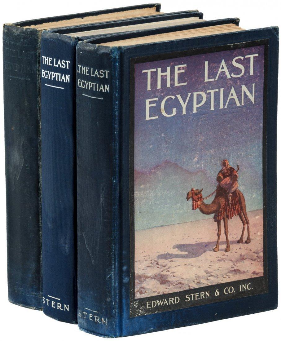 The Last Egyptian. L. Frank Baum. [three copies]