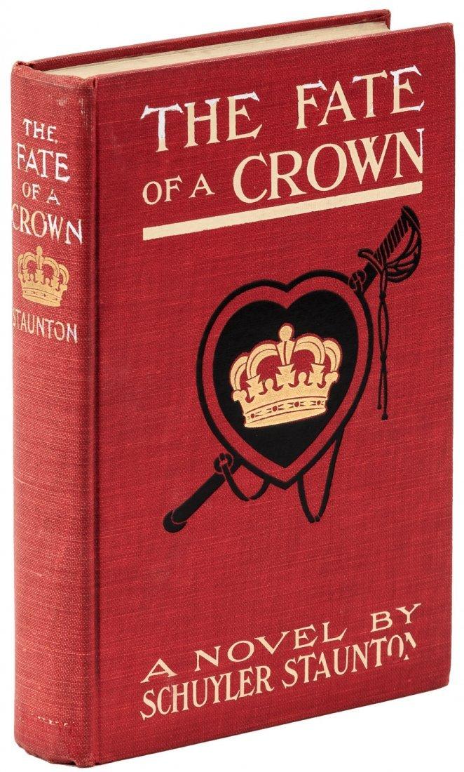 Schuyler Staunton The Fate of a Crown L. Frank Baum