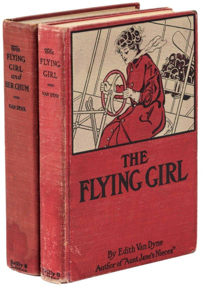 The Flying Girl. Van Dyne. 2 volumes.