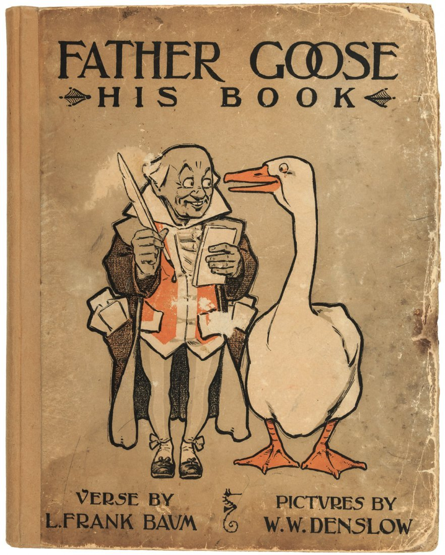 Father Goose His Book by L. Frank Baum