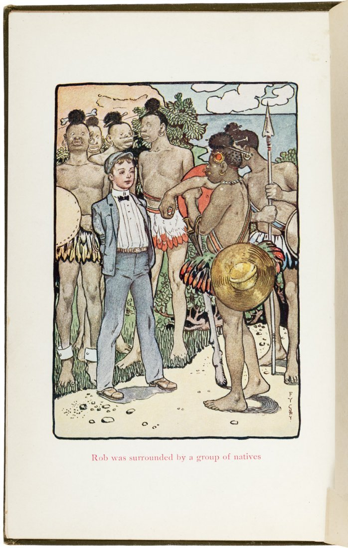 L. Frank Baum The Master Key 1st Edition 1st Printing - 2