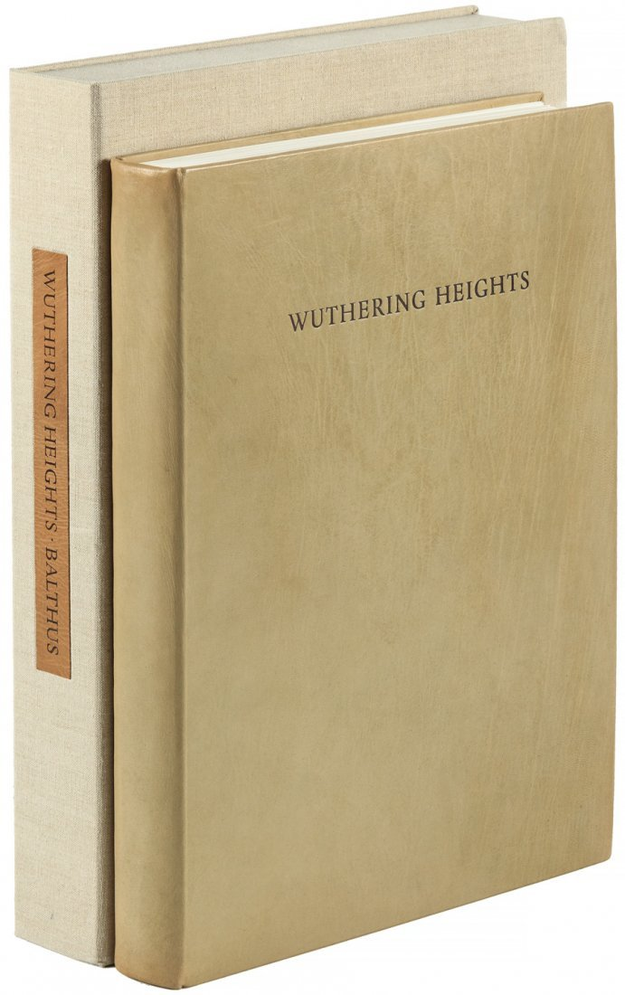 Wuthering Heights illustrated by Balthus - 3