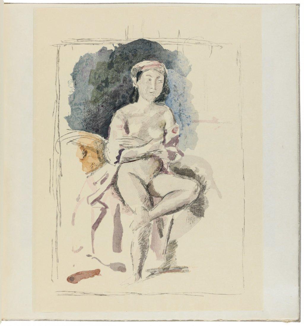 Octavio Paz Sight & Touch Illustrations by Balthus