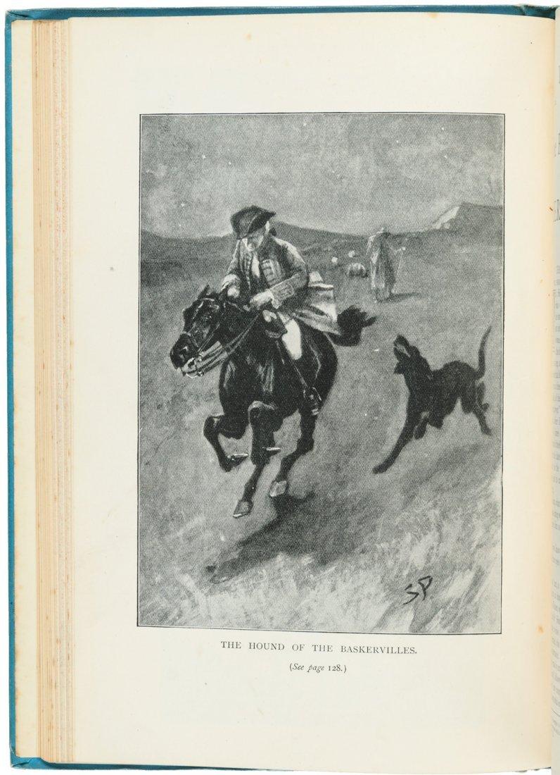 Arthur Conan Doyle in The Strand Magazine Sherlock - 3