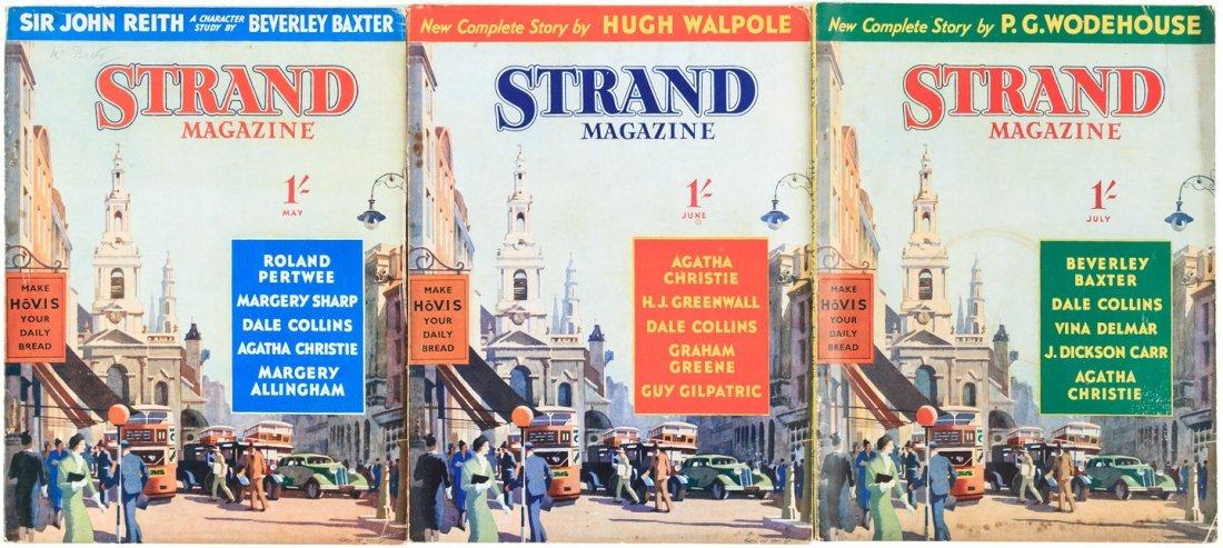 Arthur Conan Doyle in The Strand Magazine Sherlock - 8