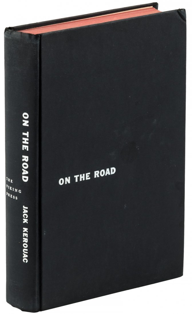 Kerouac's On the Road - First Edition with jacket - 6
