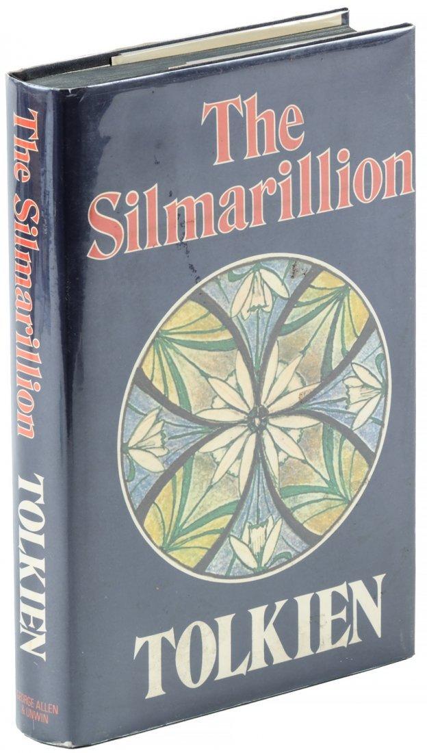 First Edition of Tolkien's Silmarillion