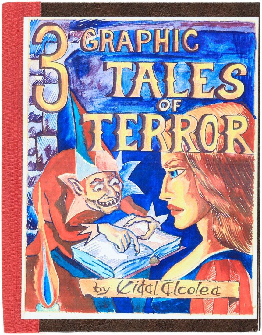 Vidal Alcolea 3 Graphic Tales of Terror