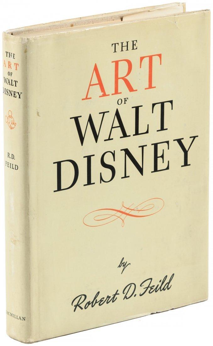 The Art of Walt Disney by Feild 1942