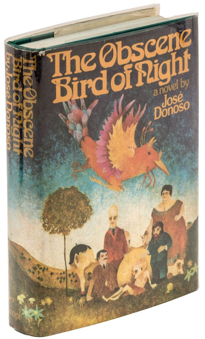 The Obscene Bird of Night Jose Donoso