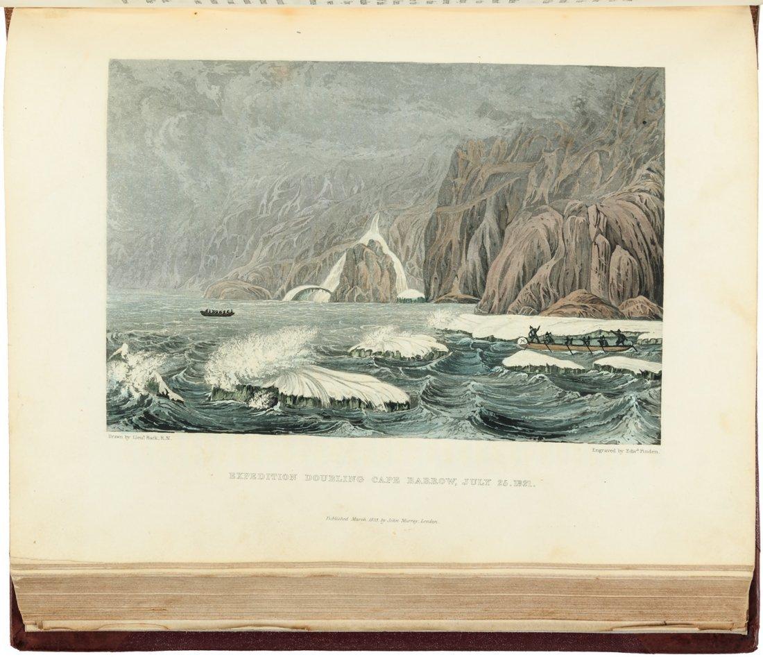 First Voyage of John Franklin 1823