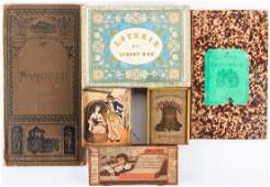 Box of 19th and 20th century European games