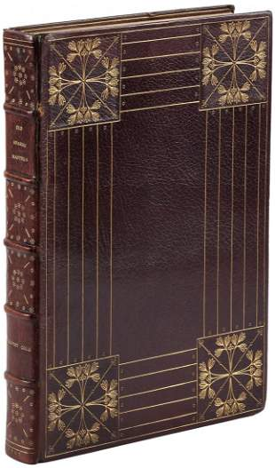 Old Spanish Masters finely bound