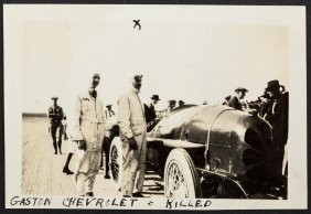 1920 Race At Beverly Hills Speedway