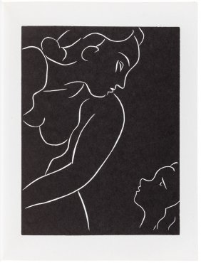 Pasiphae By Matisse 1 Of 1500 Copies From Galerie