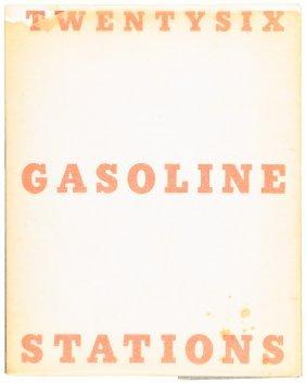 Edward Ruscha Twentysix Gasoline Stations