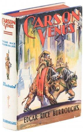 Burroughs' Carson Of Venus