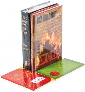 Four Volumes Of Modern Literature