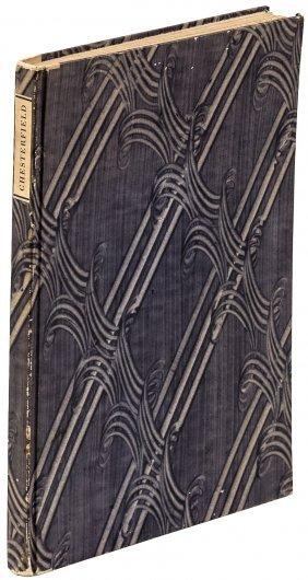 Poetical Works Of Philip Dormer Stanhope