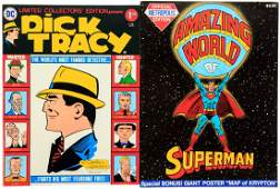 DC Comics' Famous First Editions