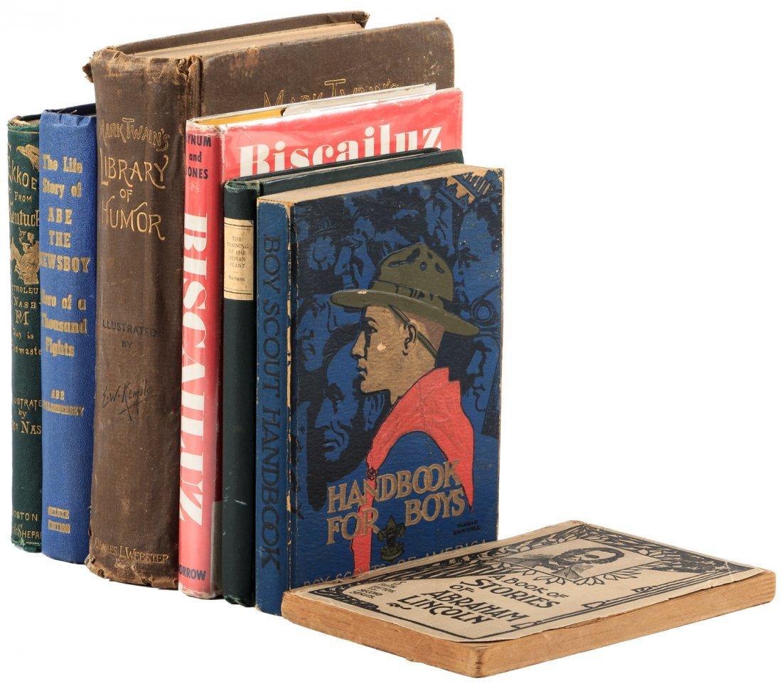 Seven Volumes of Americana