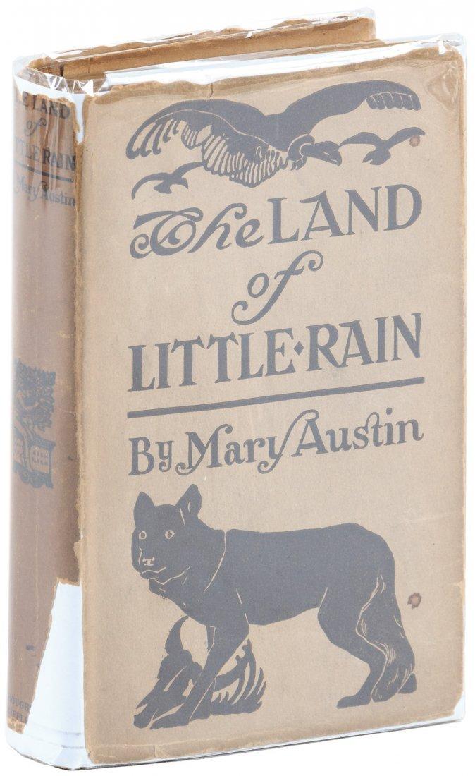 Mary Austin Land of Little Rain