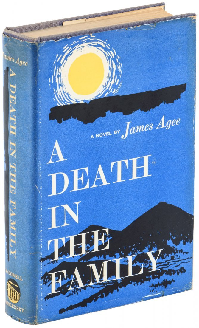 James Agee A Death in the Family 1st Edition