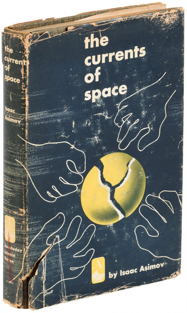 Isaac Asimov The Currents of Space