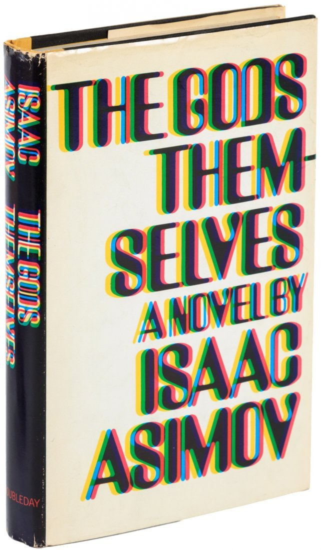 Isaac Asimov The Gods Themselves
