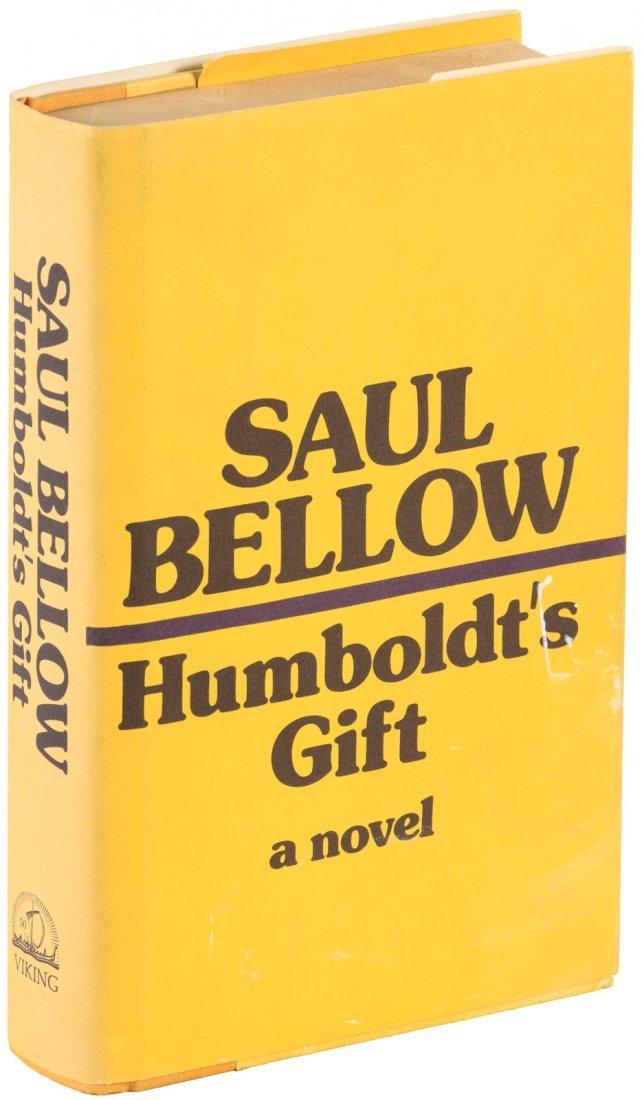 Saul Bellow First Edition