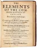 Three early English legal writings