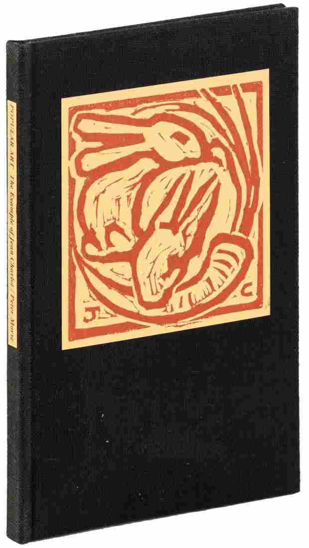 Jean Charlot Popular Art, Four Original Silk Screen