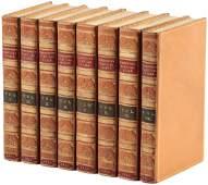 Wordsworths Works finely bound by Zaehnsdorf