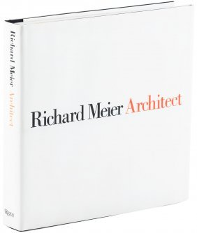 Richard Meier Architect 1964/1984 - Inscribed