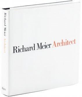 Richard Meier Architect 1964/1984 - Inscribed