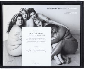 The Full Body Project: Photographs By Leonard Nimoy
