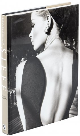Jeanloup Sieff. Signed