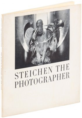 Steichen The Photographer - Signed