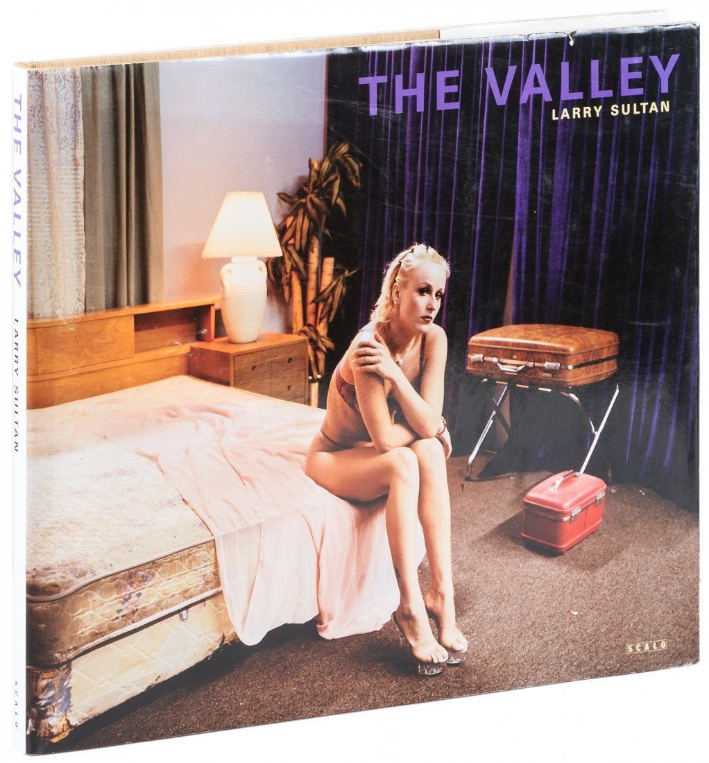Larry Sultan's The Valley, Signed