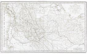 Stuart & Hunt Discover Oregon Trail 1821