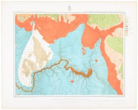 Geologic Map Of Grand Canyon