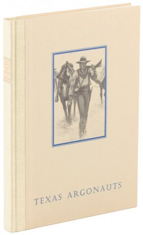 Wind River Press Texas Argonauts