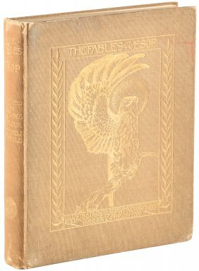 The Fables Of Aesop, 1909