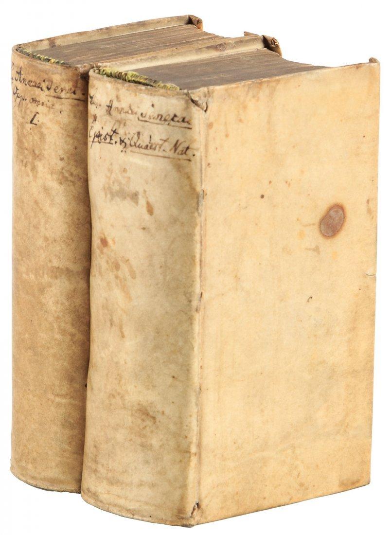 Elzevier edition of Seneca 1640