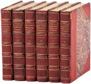 Chaucers Poetical Works finely bound